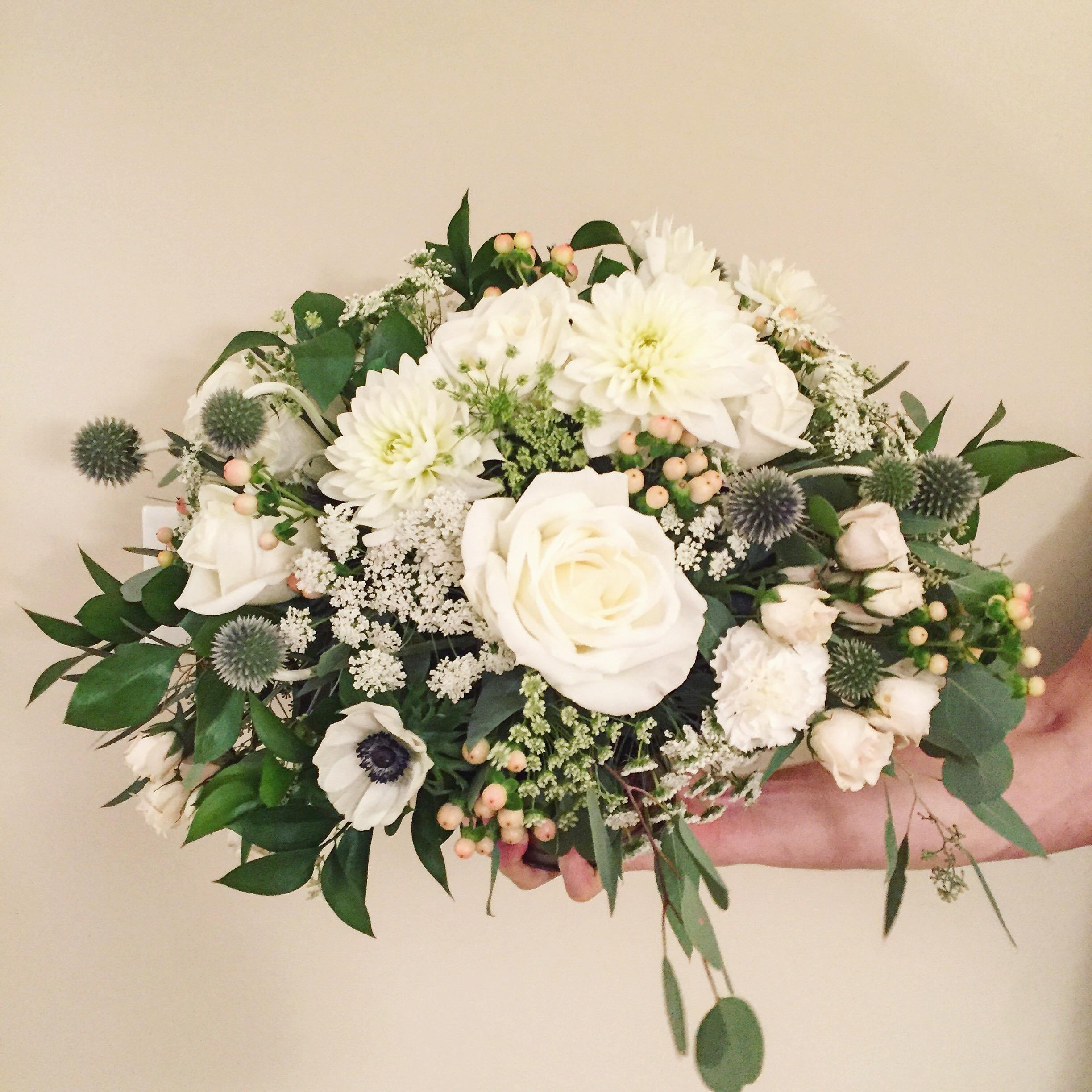 Courtney Inghram Events Richmond and Charlottesville Wedding Florist