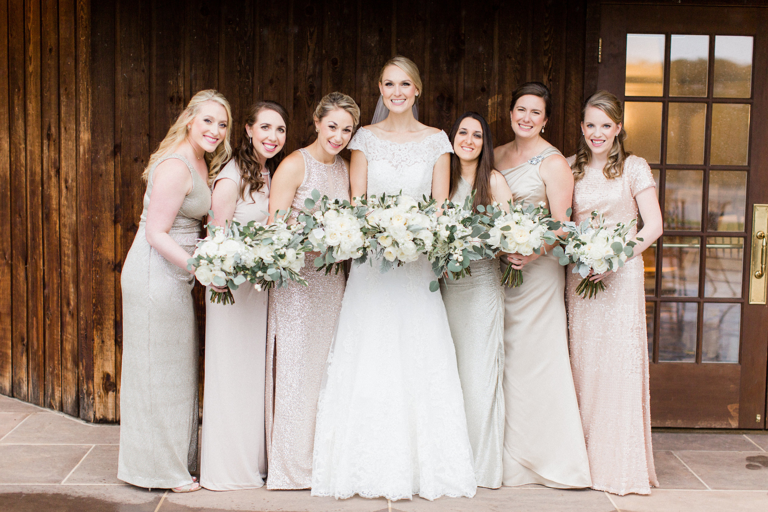 Courtney Inghram Events Charlottesville Wedding Florist Trump Winery Barn and Pavilion