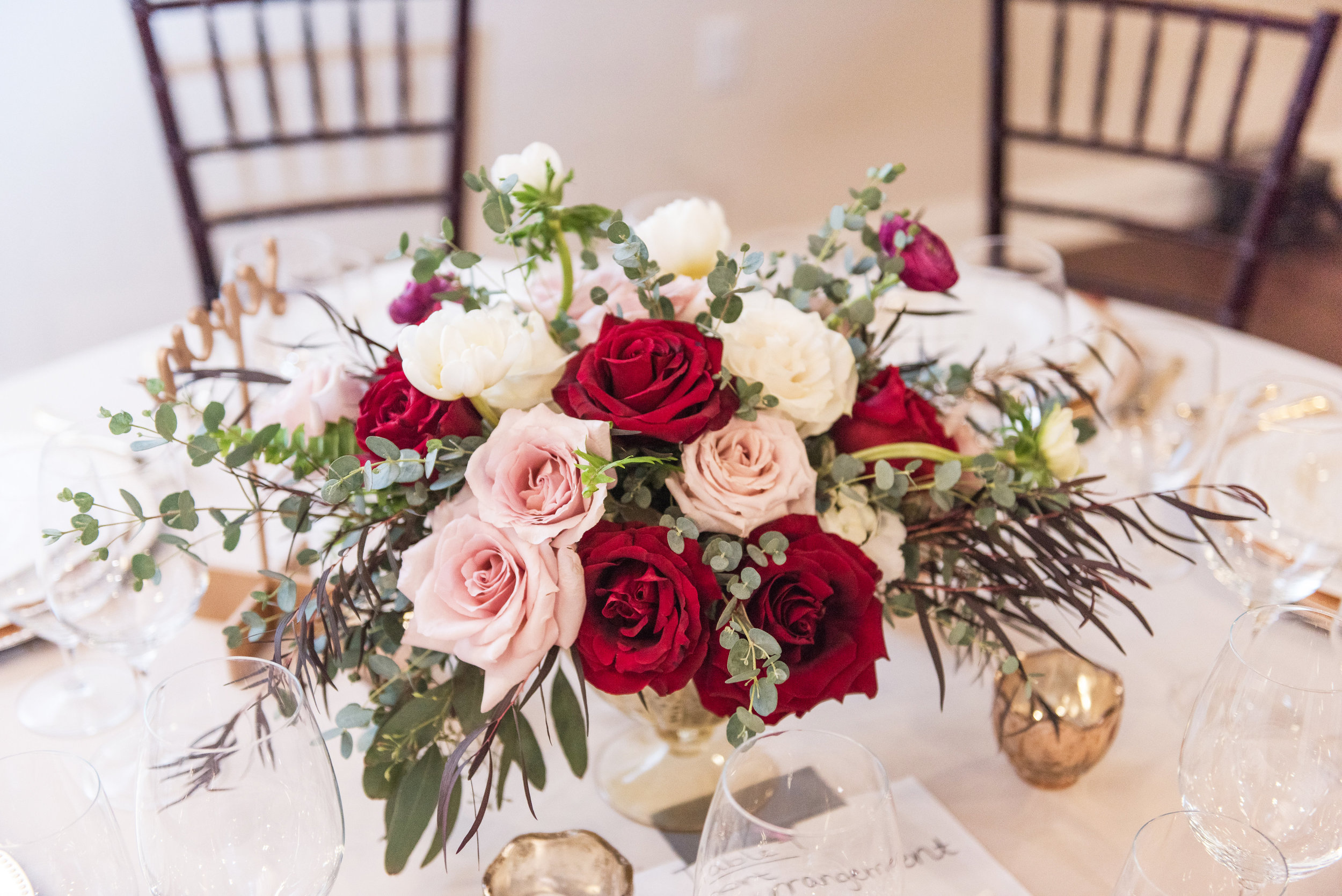 Courtney Inghram Events Historic Post Office Wedding Florist