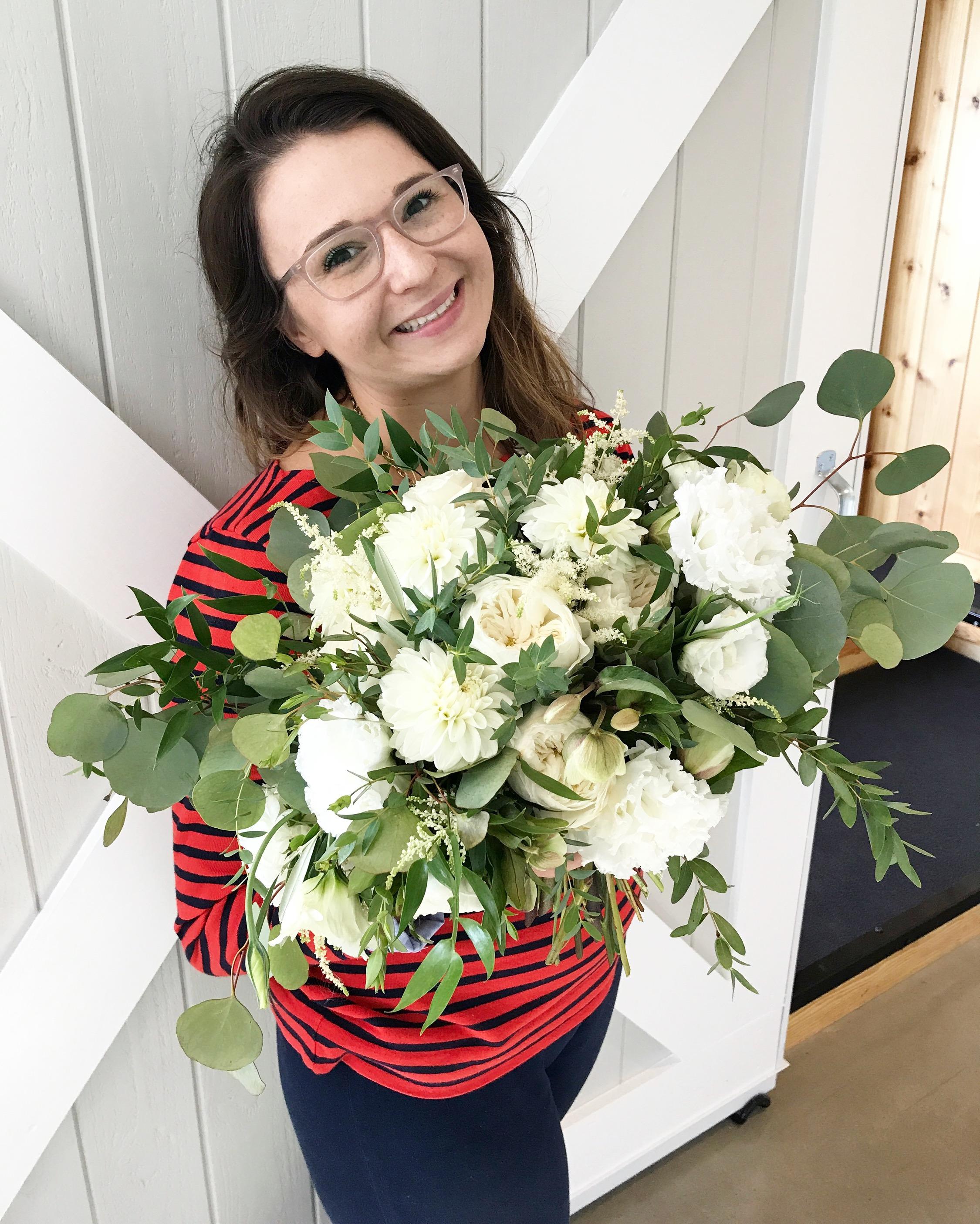 Courtney Inghram Charlottesville Virginia Wedding Florist