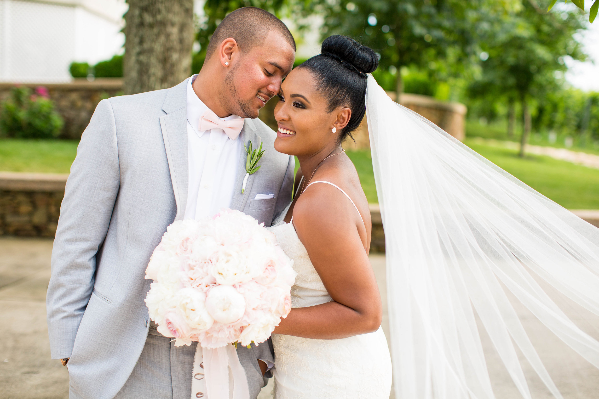 Courtney Inghram Washington DC Wedding Florist Virginia