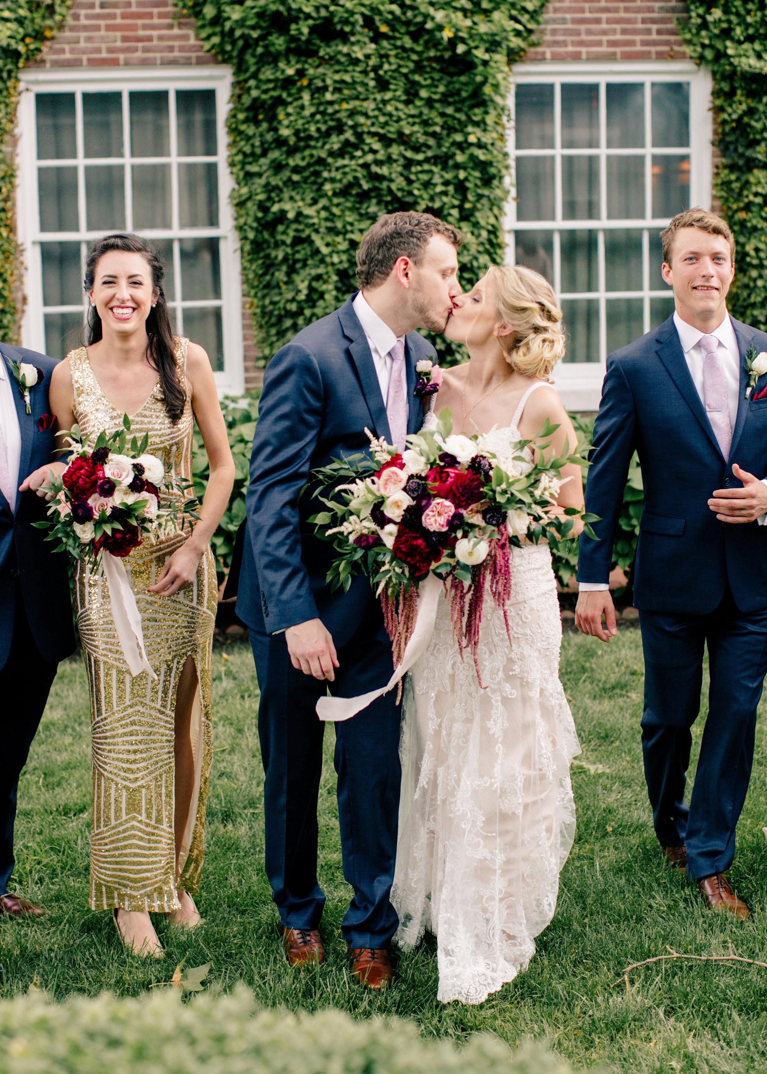 Courtney Inghram Tidewater Inn Easton Maryland Wedding Florist