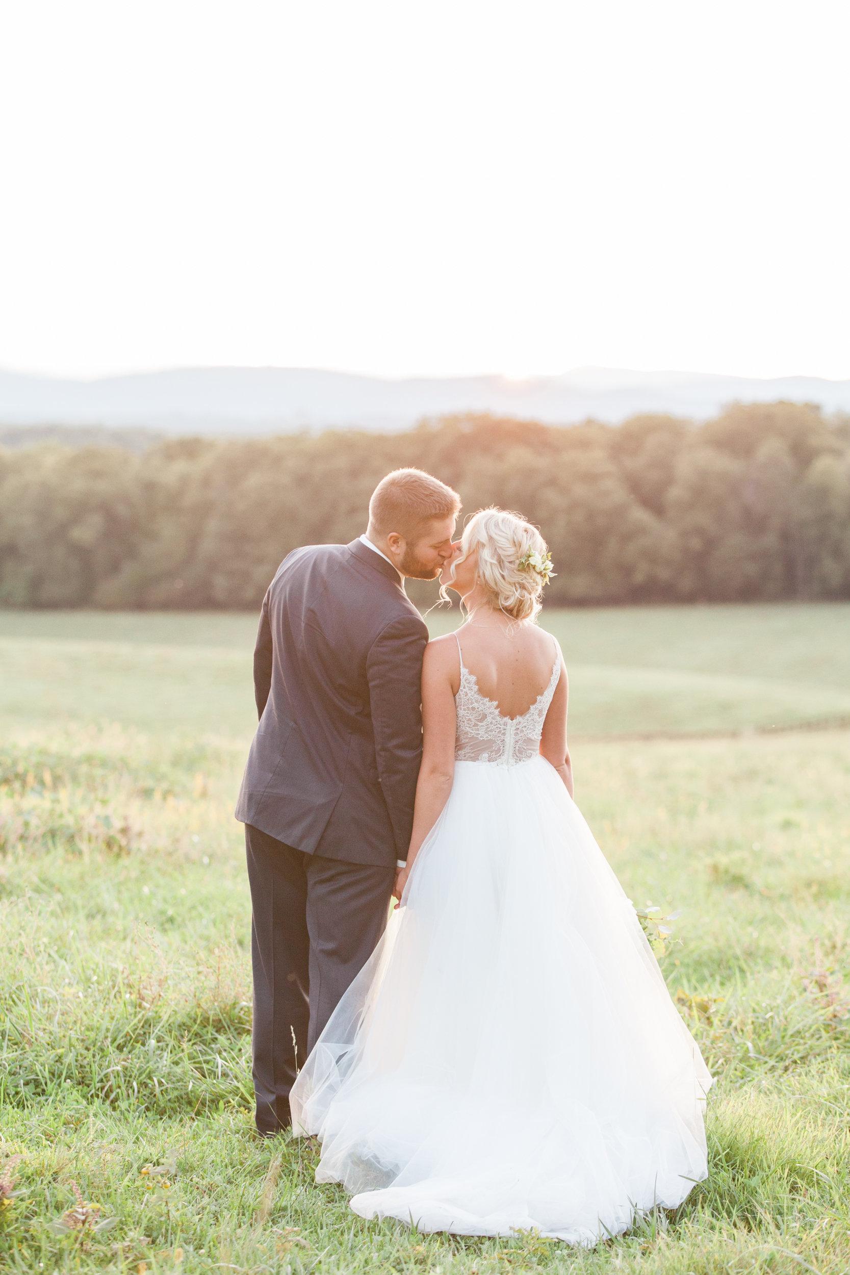 Courtney Inghram mount ida charlottesville virginia wedding florist