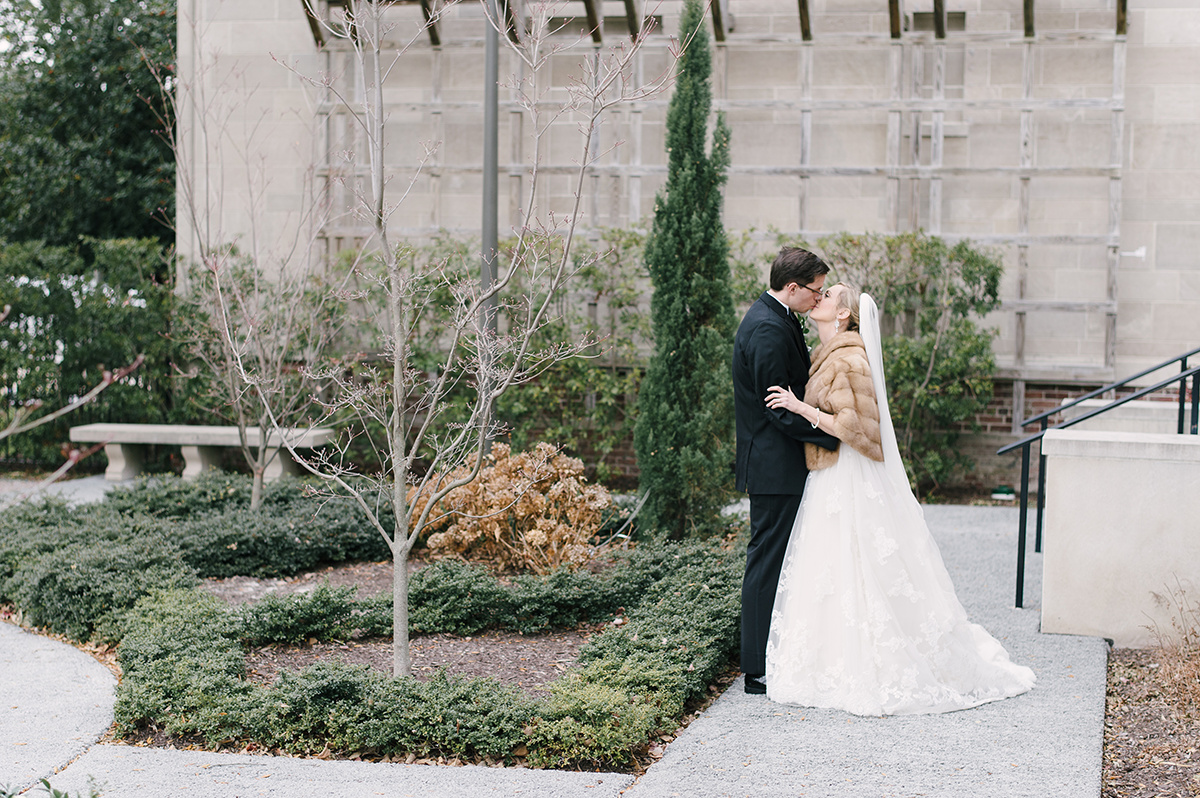 Courtney Inghram Chrysler Museum of Art Norfolk Virginia Wedding Florist