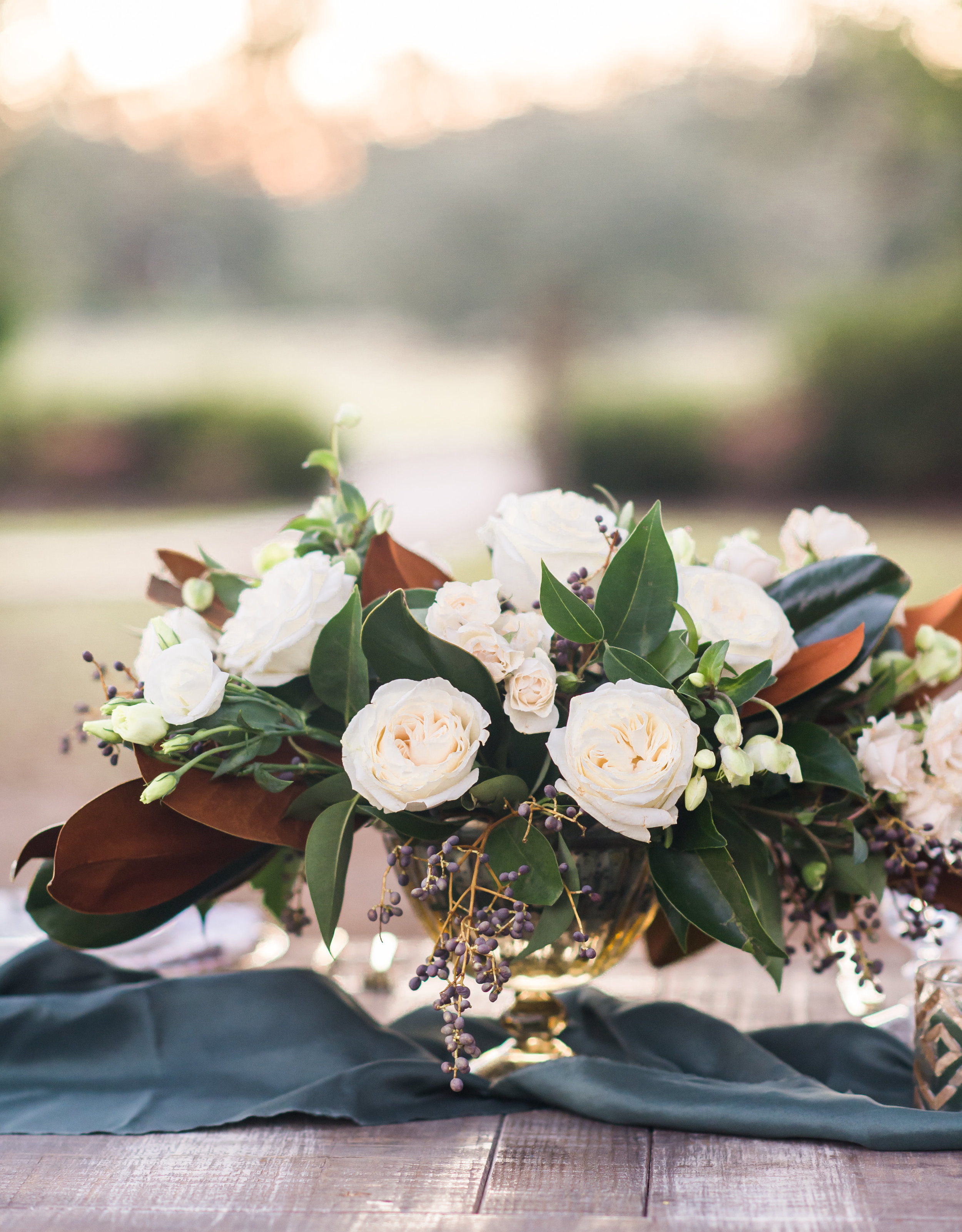 Courtney Inghram Charleston South Carolina Southern Wedding Florist