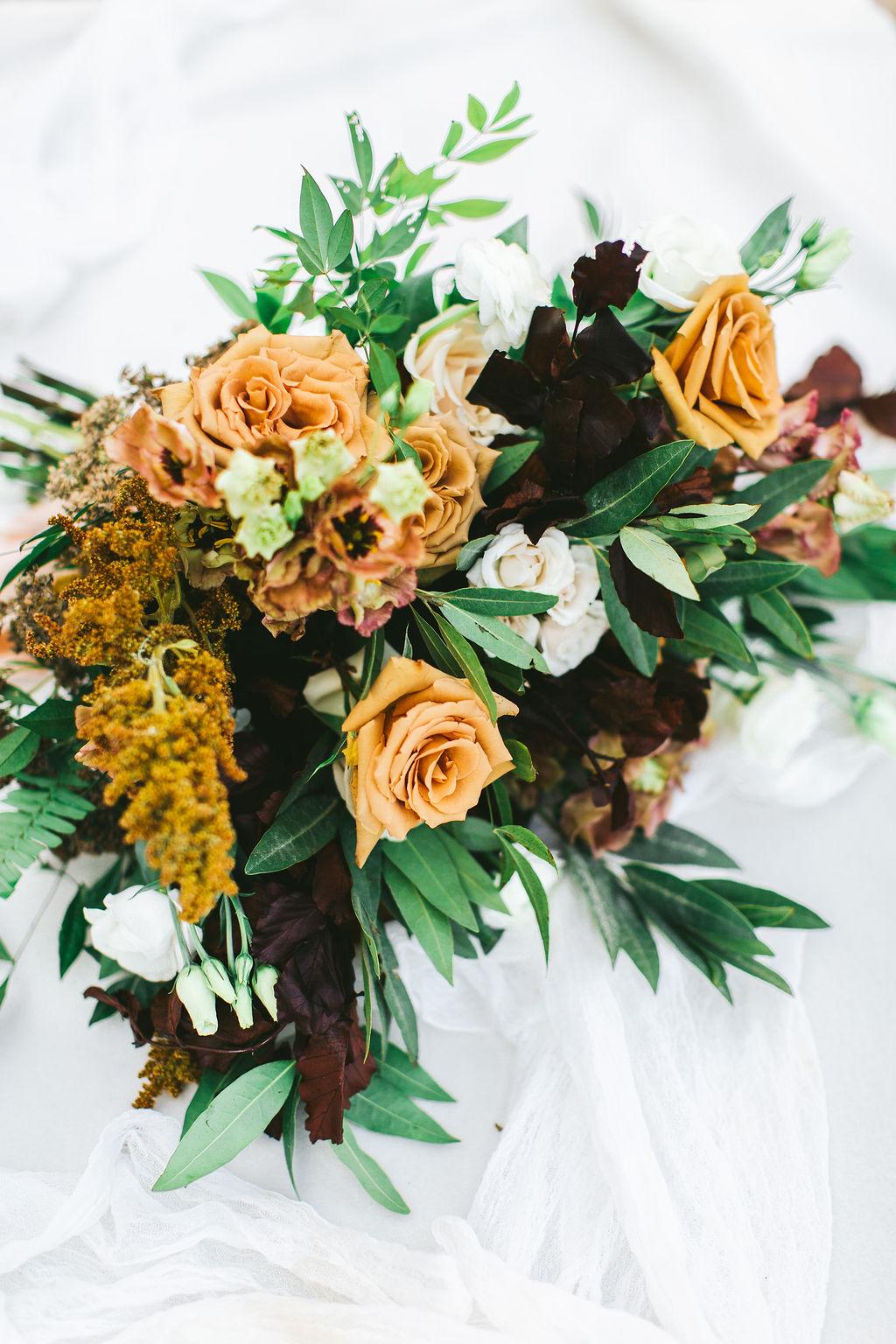 Courtney Inghram Business and Floral Design Wedding Workshop