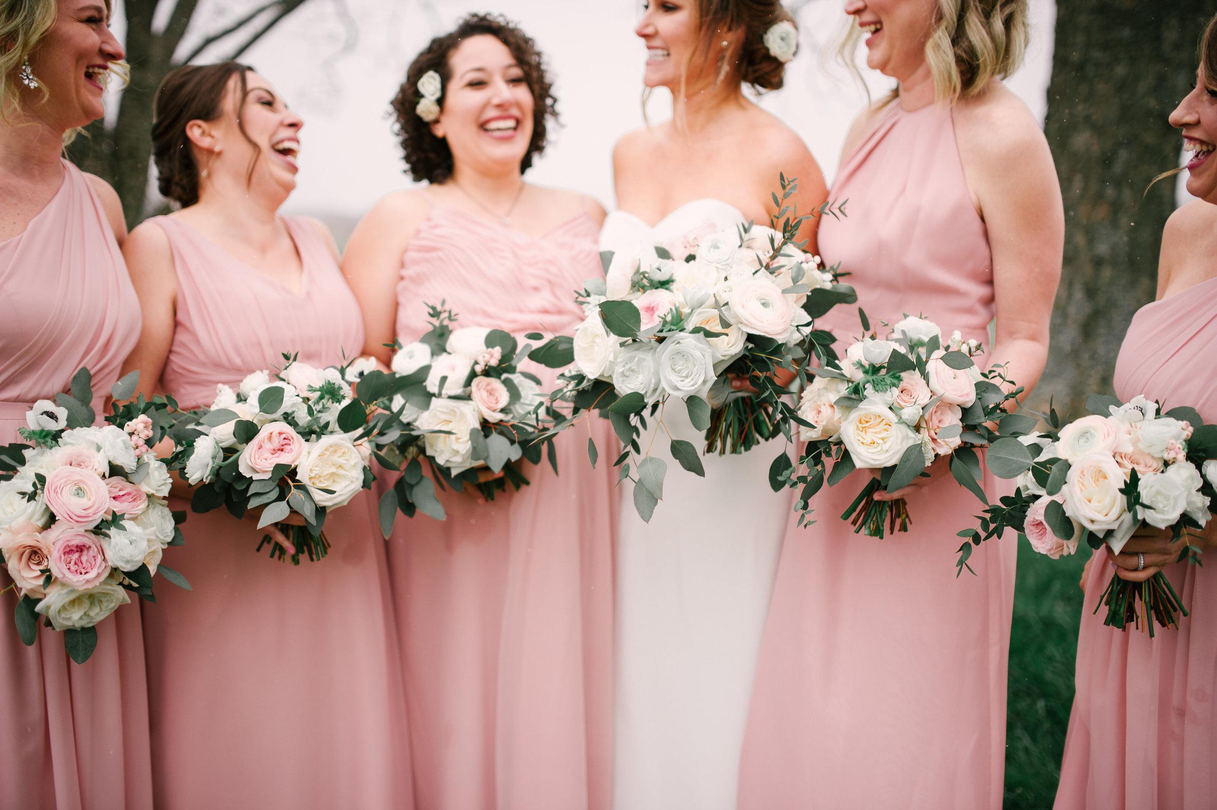 Courtney Inghram Early Mountain Vineyard Charlottesville Wedding Florist