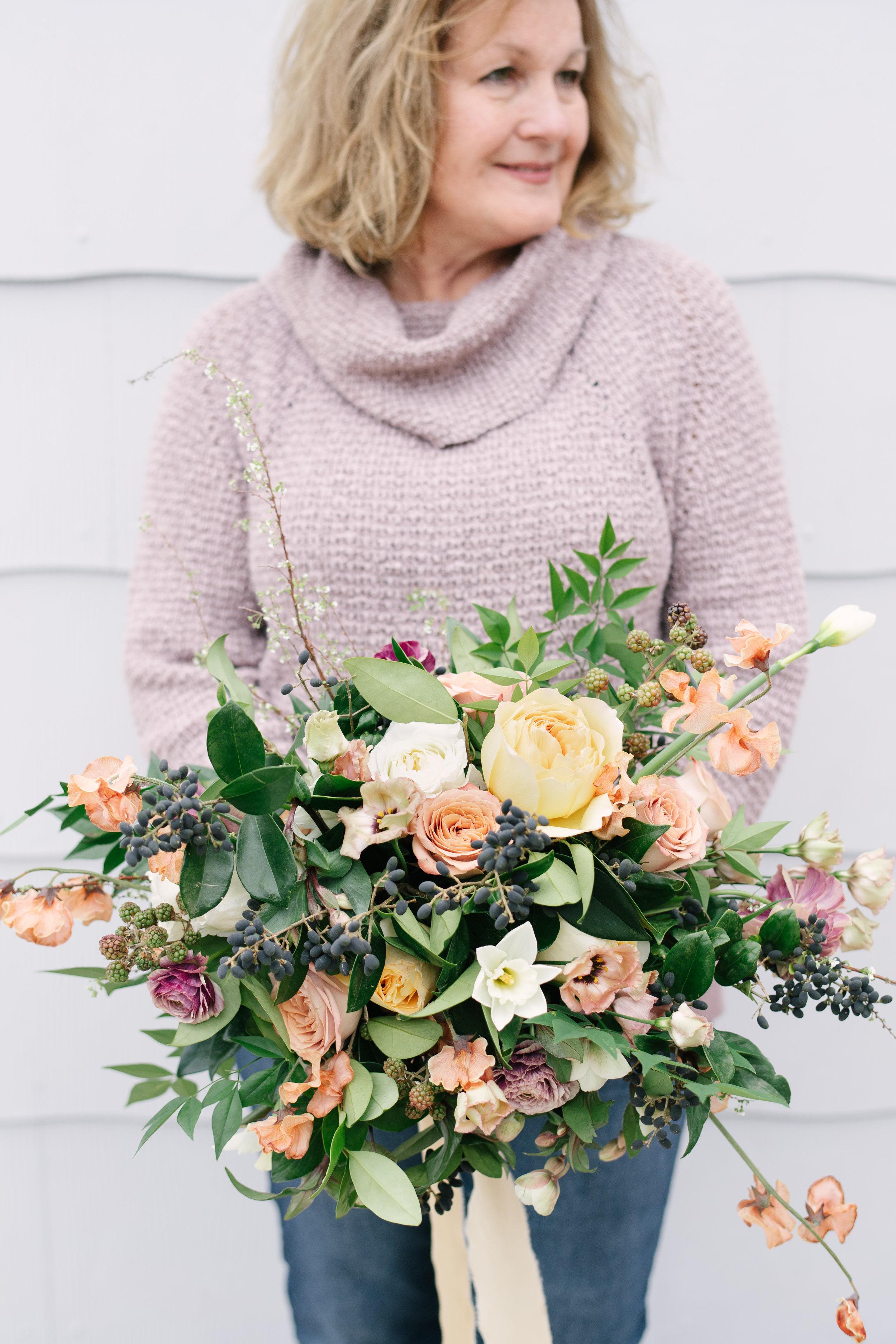 Courtney Inghram Florist Business Education Workshop Richmond and Charlottesville Virginia Wedding Florist