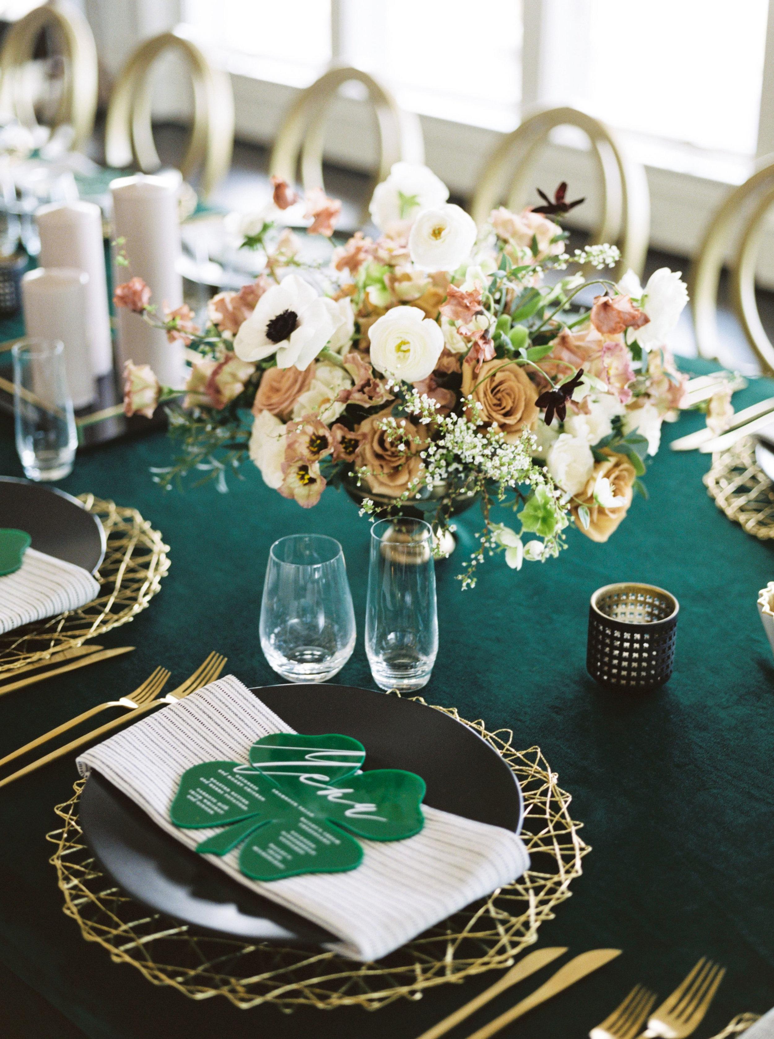 Courtney Inghram Fine Art Virginia Wedding Floral Designer