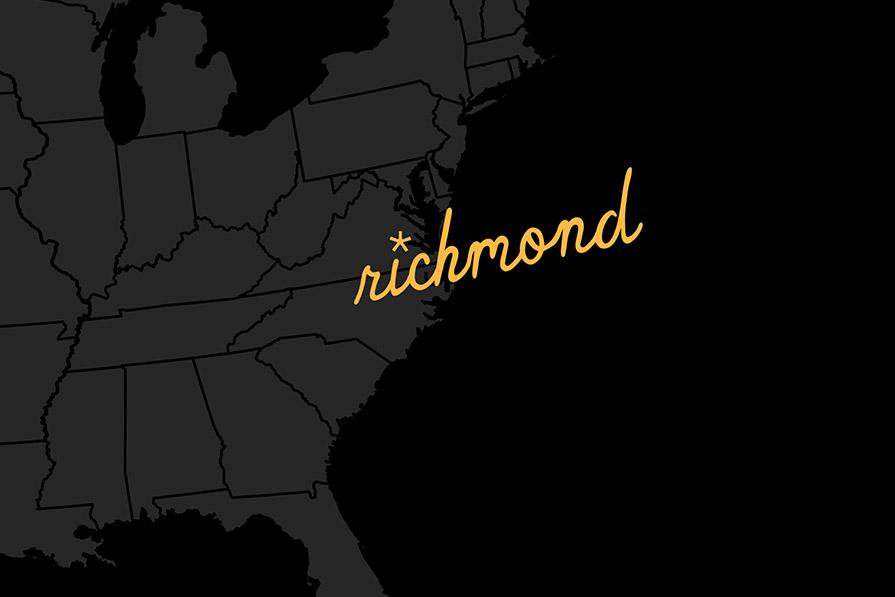 Hue&Cry location: Richmond VA