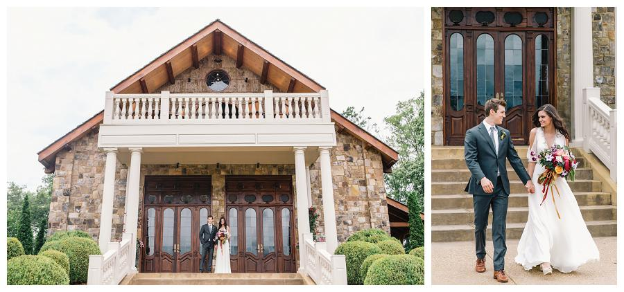 Modern Rustic Styled Shoot