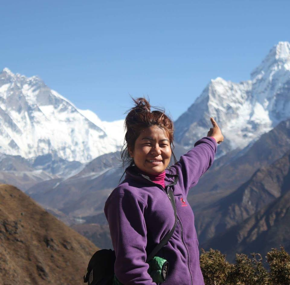 Photo: Nepal Female Guide