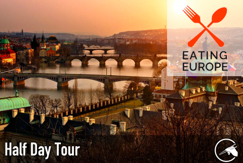 PRAGUE EVENING FOOD TOUR