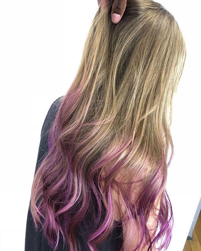 🧜🏼♀️Color by Clayvon @hairbyheard #ziggyshairla @joico - - - #hair #love #btc #salon #stylist #color #fashioncolor #fashion #balayage #fun #longhairstyles #beauty #westla #usc #ucla #losangeles #culvercity #beauty #kids #joico #longhair #longhairdontcare #love
