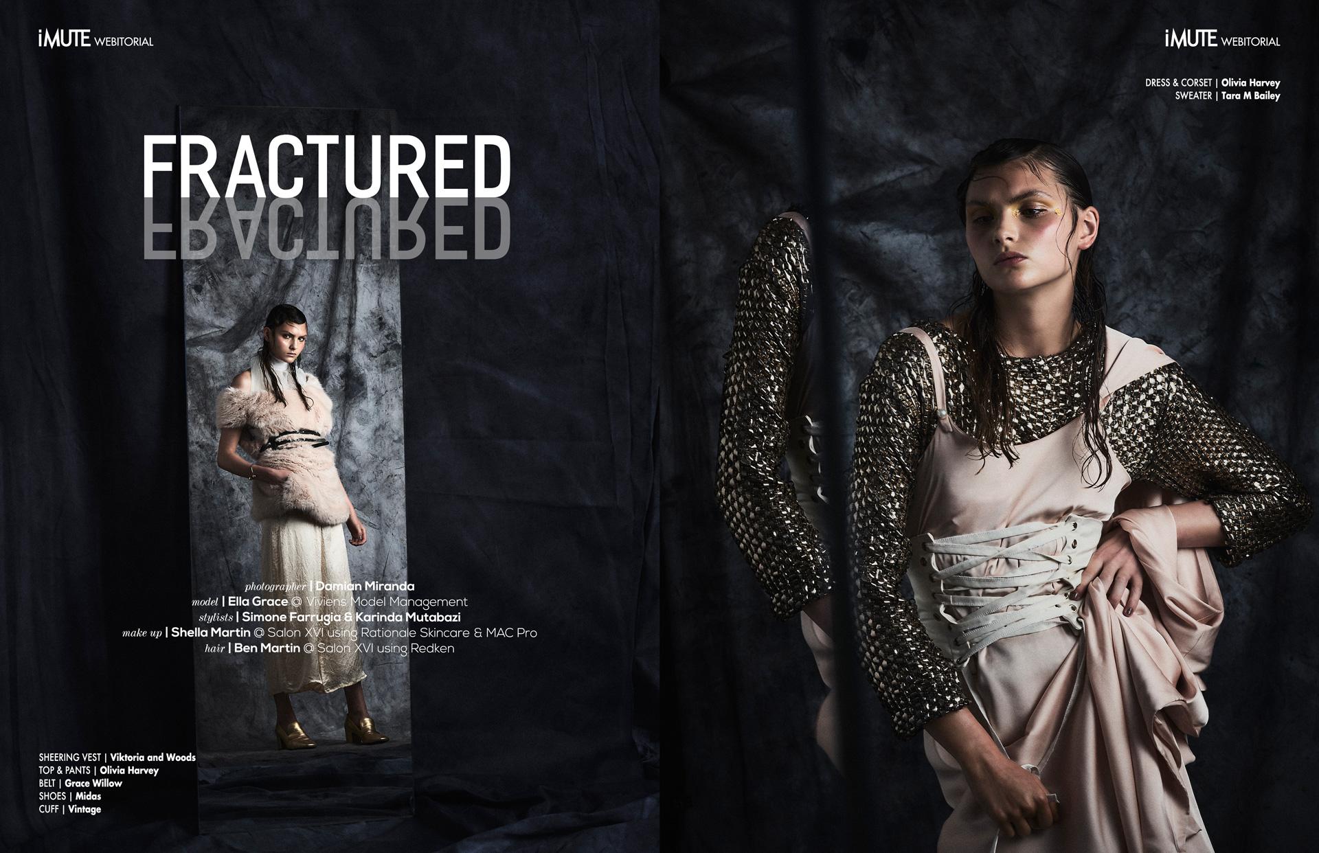 IMUTE Magazine - Fractured