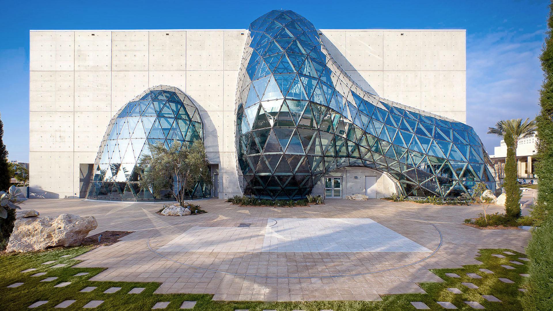 The dalí museum -