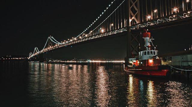 Lovely SF #sanfrancisco #baybridge #bayarea