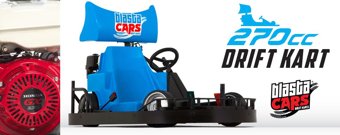 270cc Blastacars Drift Kart