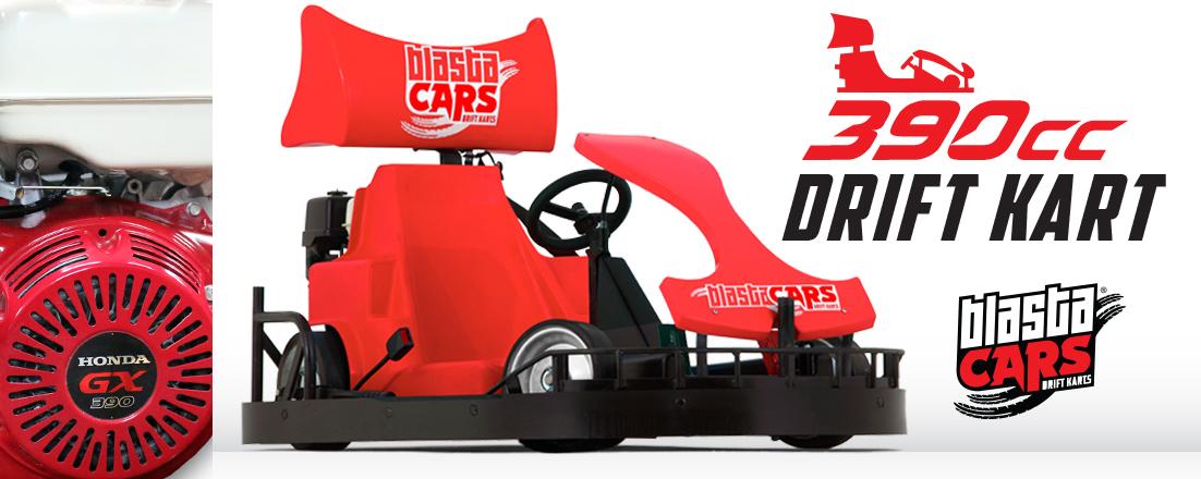 390cc Blastacars Drift Kart