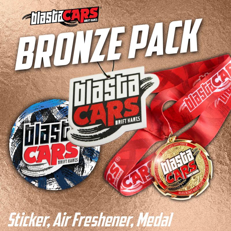 Blastacars Bronze Pack