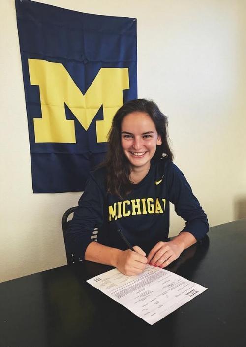 Raleigh Loughman - University of Michigan