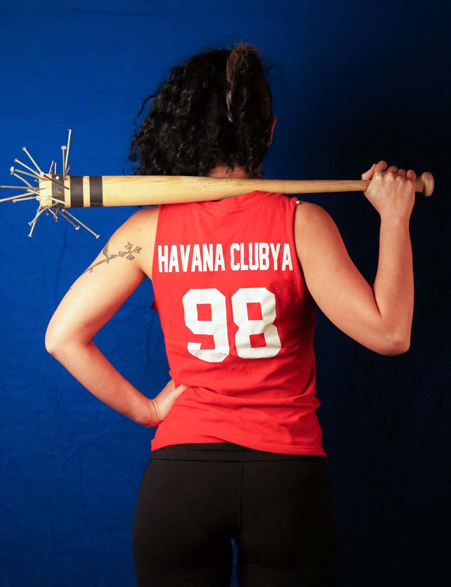 CO-CAPTAIN <br /> Havana Clubya #98
