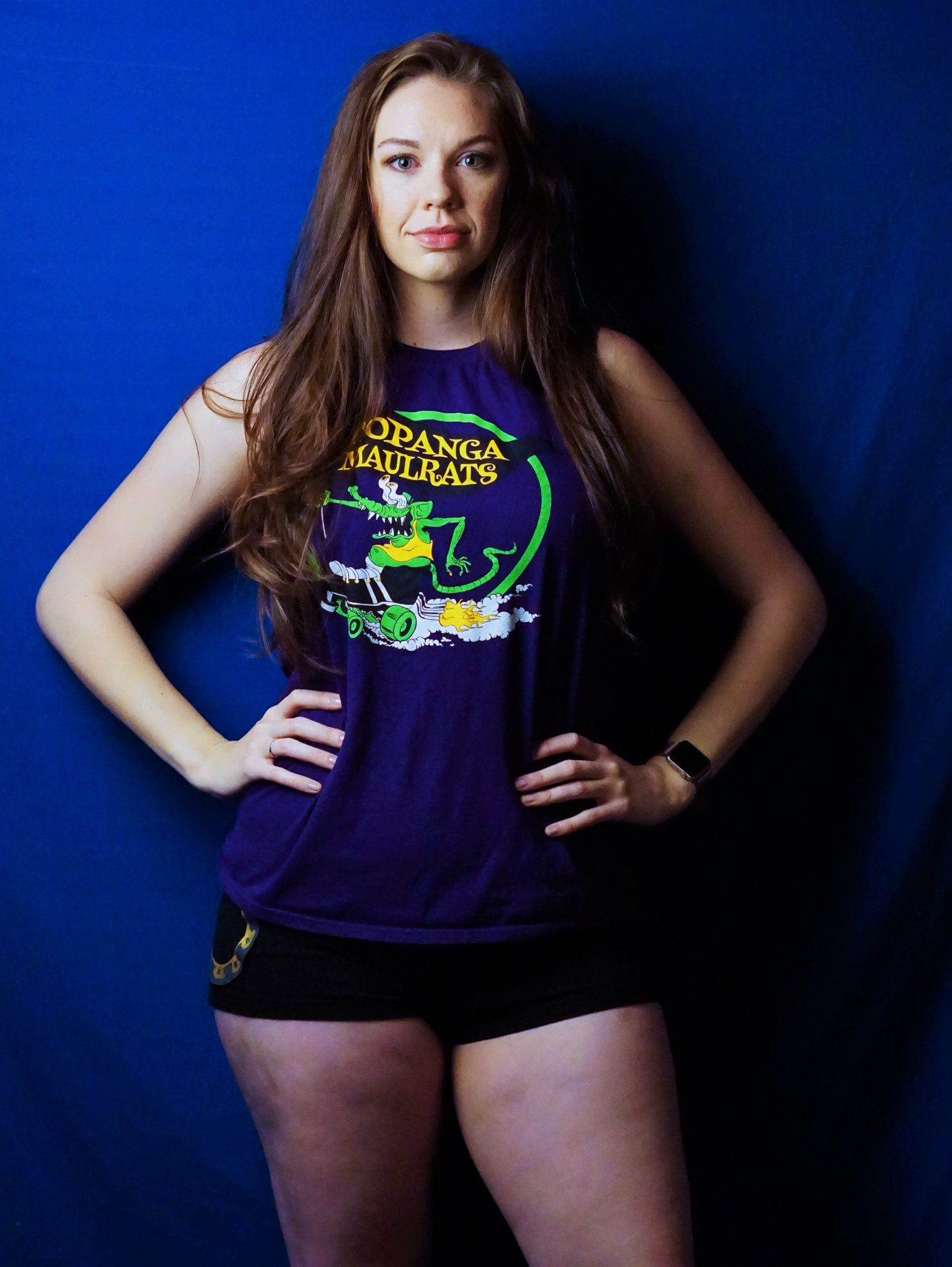 Xena Warrior Skateress #74
