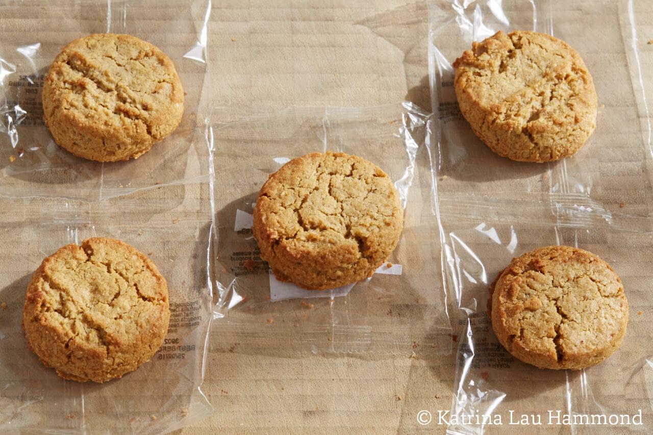 Analysing countless biscuit samples —a tough job