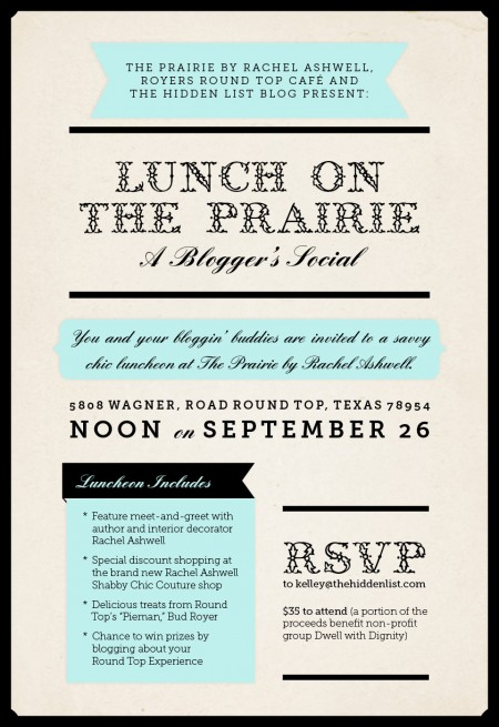 The Prairie by Rachel Ashwell | thebrownshed.com