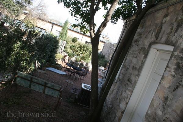 The Garten Fredericksburg   thebrownshed.com