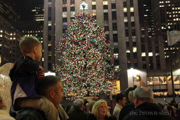 Rockefeller Center | New York | thebrownshed.com