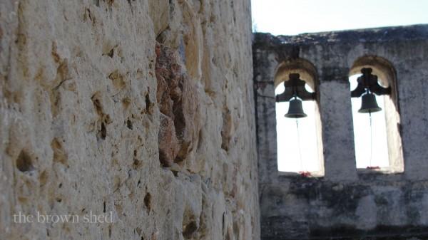 Californina get away | San Juan Capistrano | thebrownshed.com