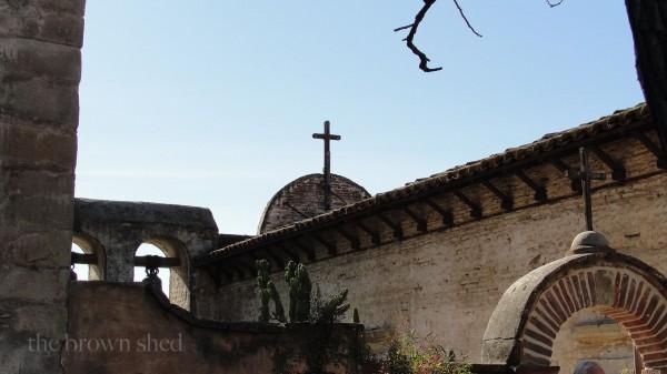 California get away | San Juan Capistrano | thebrownshed.com