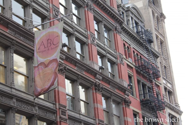 ABC Carpet and Home   thebrownshed.com