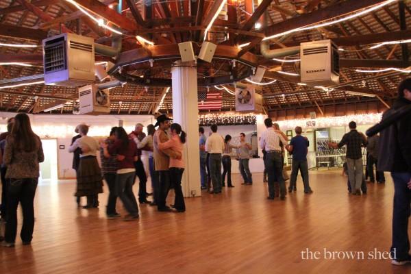 dance | thebrownshed.com
