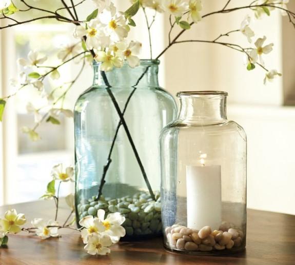 antique jars | thebrownshed.com