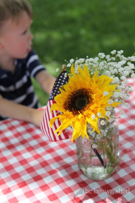 Fourth of July | thebrownshed.com