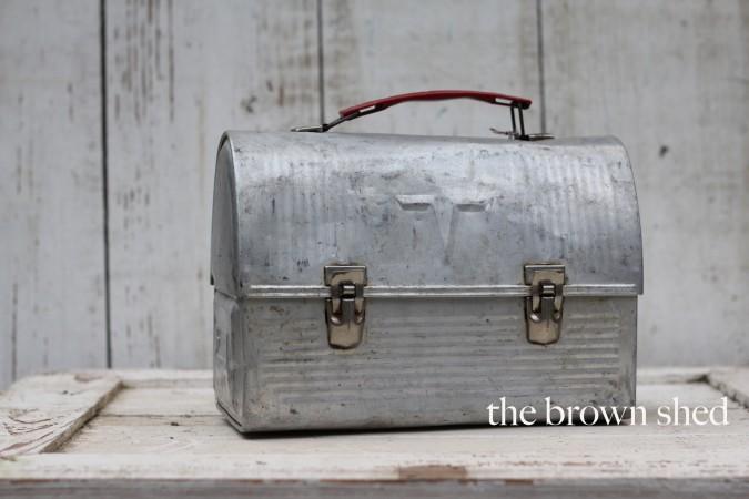 vintage goods | thebrownshed.com