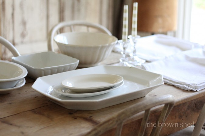 ironstone | thebrownshed.com