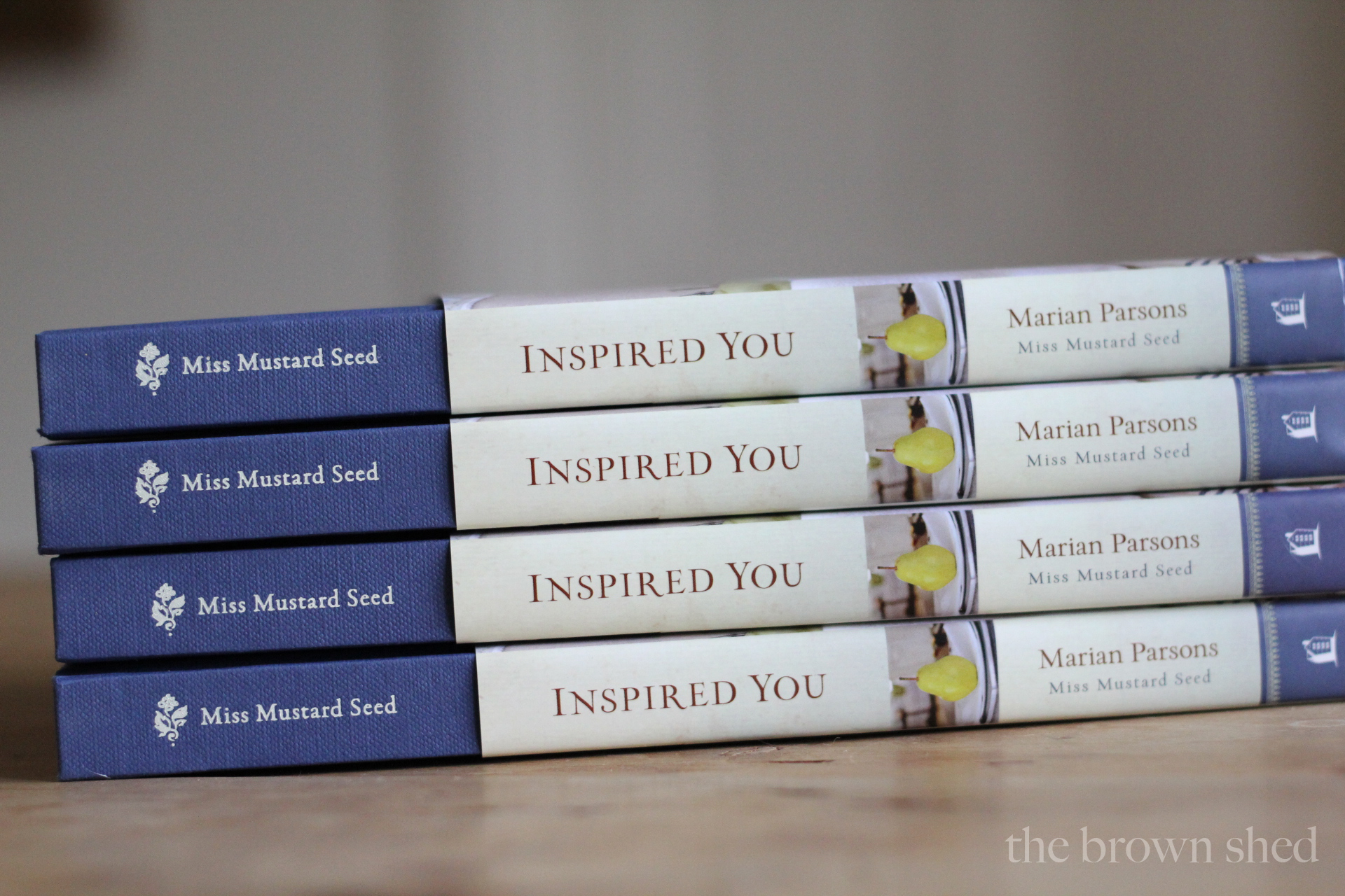 Inspire You | thebrownshed.com