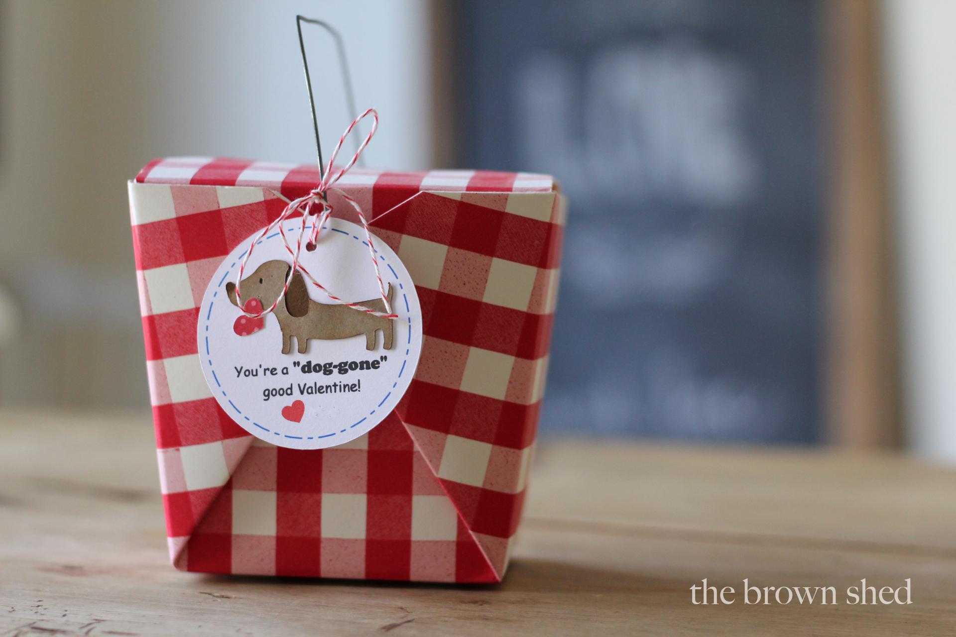 Valentine treats | thebrownshed.com