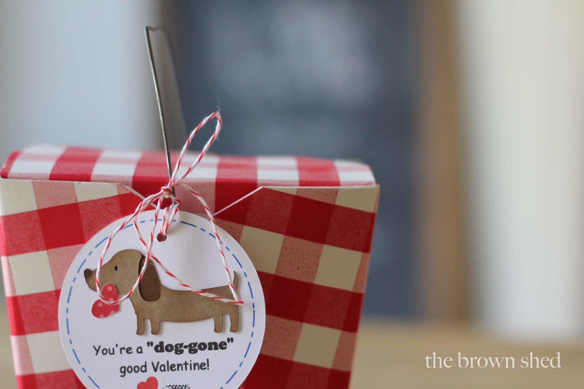 Valentine Packaging | thebrowmshed.com