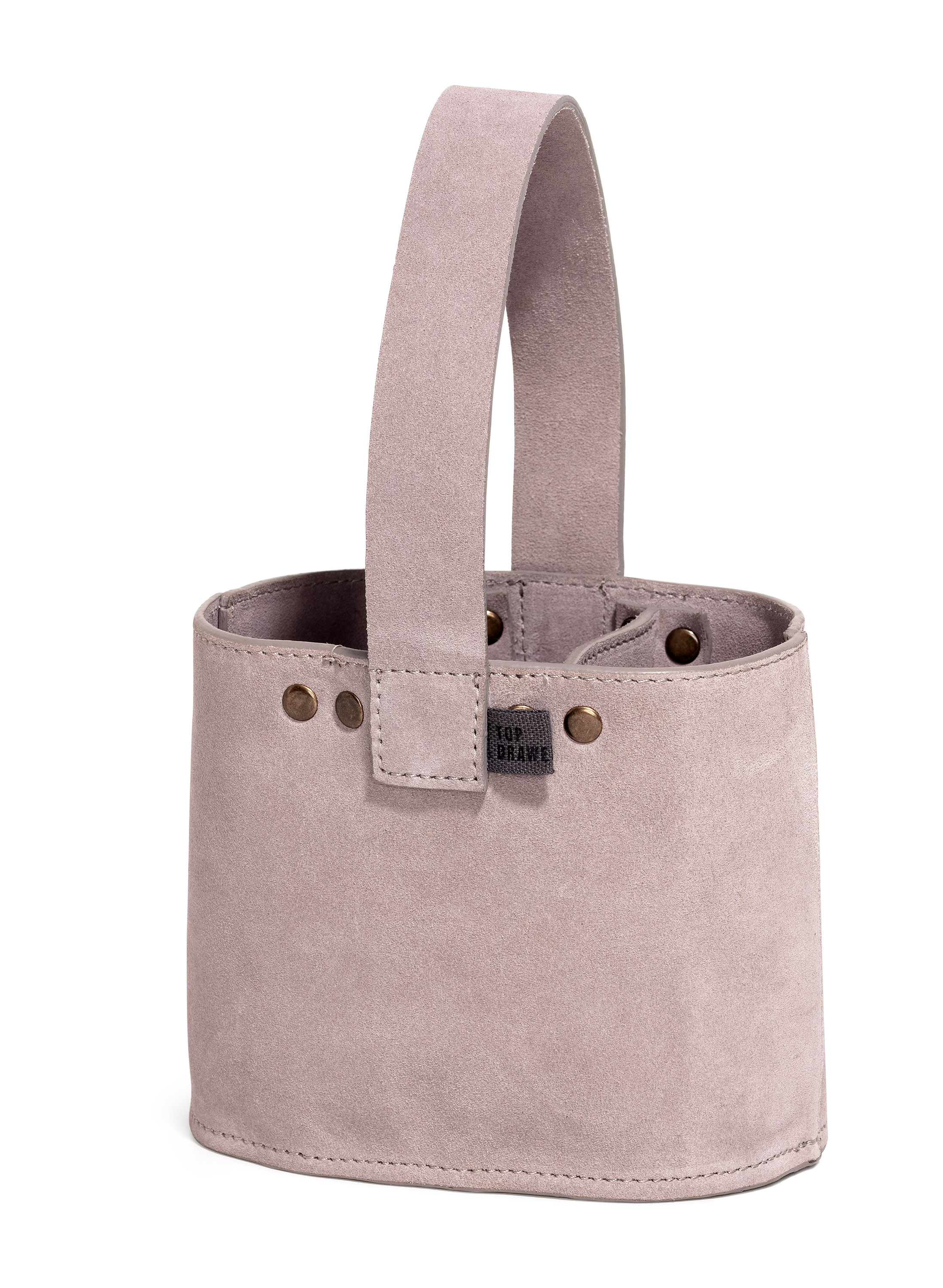 Patmore3 pale heather suede 19x12x14