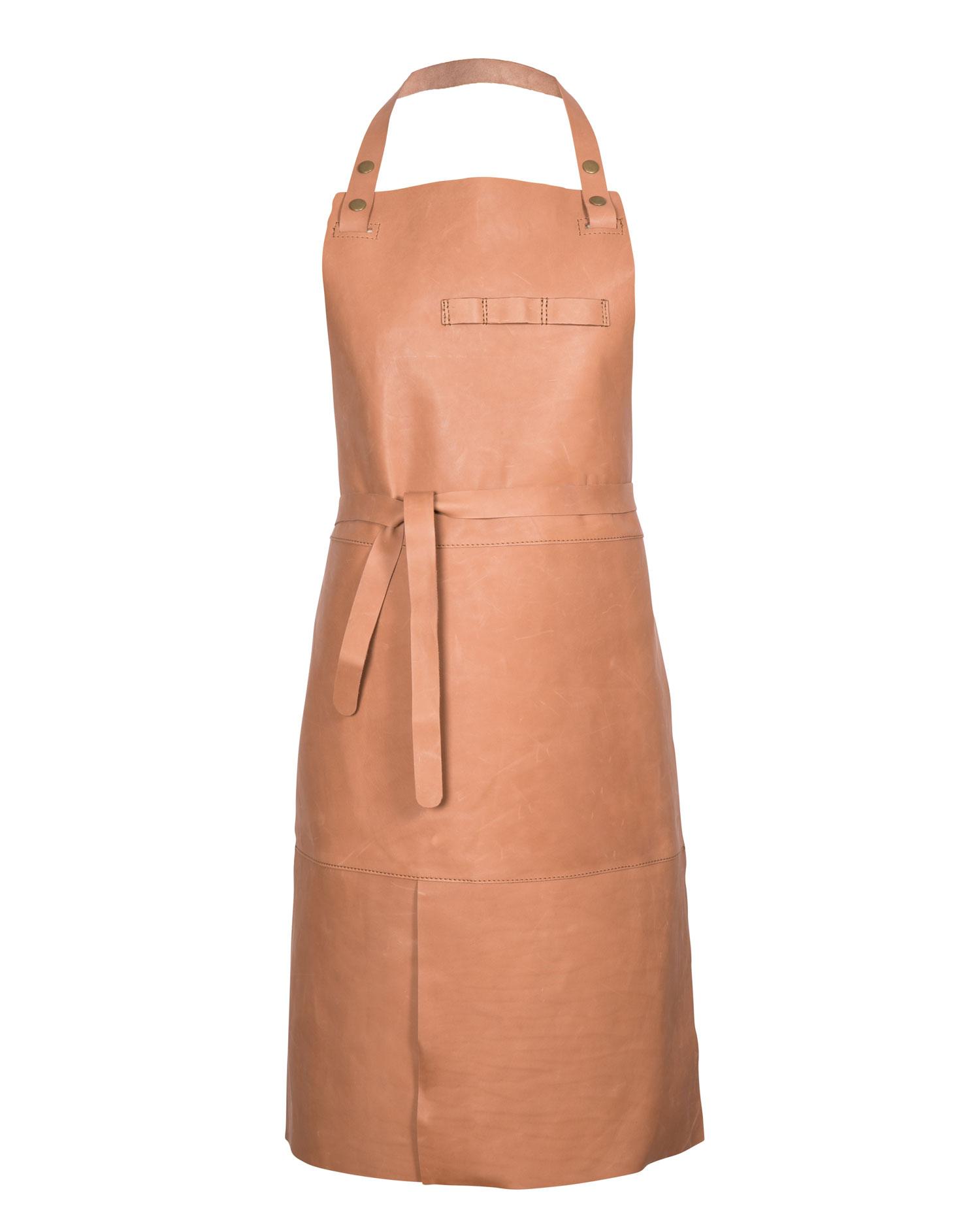Tina apron cow leather nature