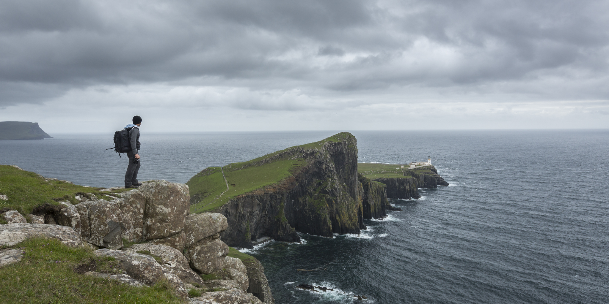 Shooting at Neist Point