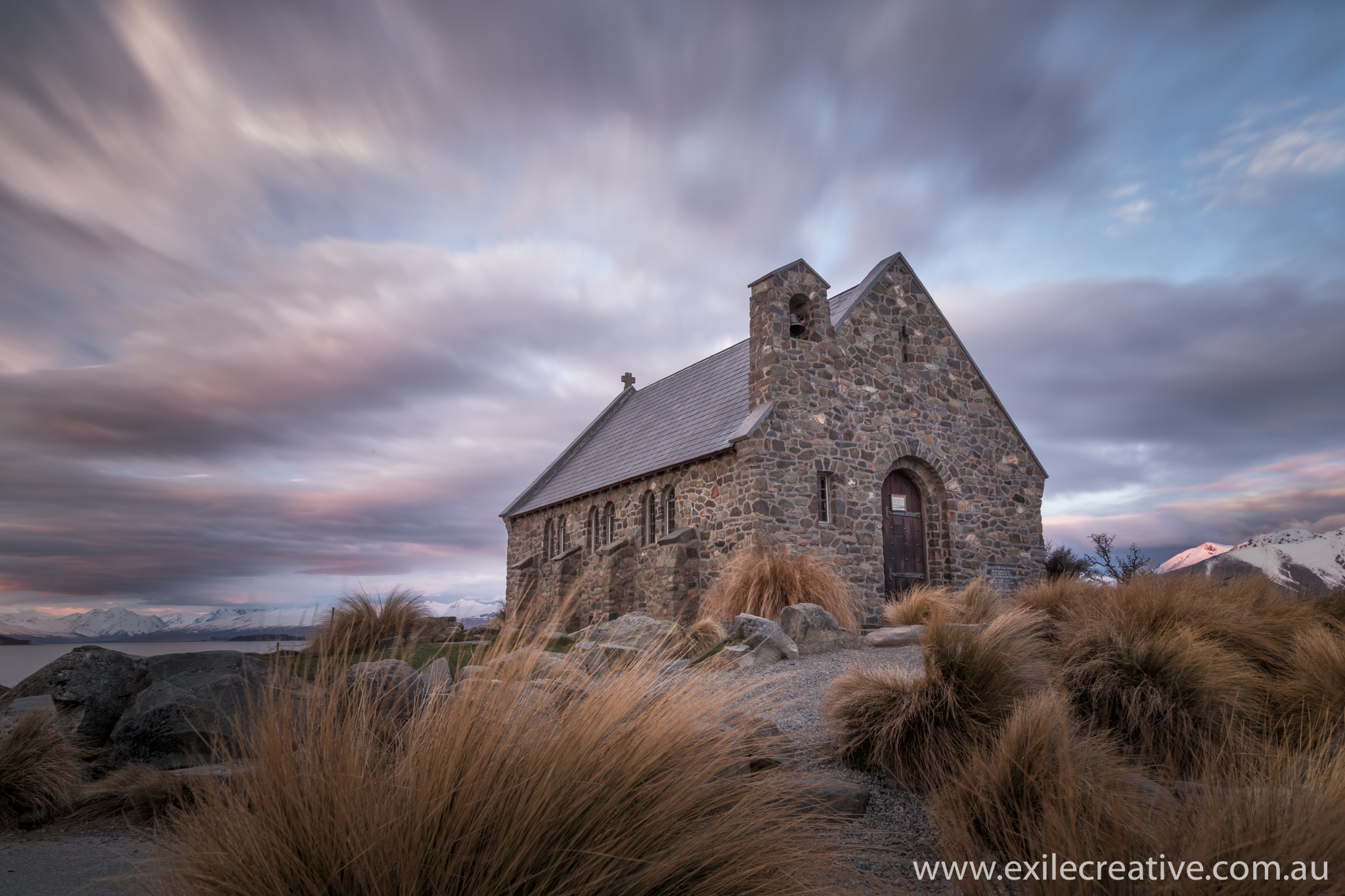 Finally I am here...The Church of the Good Shepard on the shore of Lake Tekapo  Canon 5Dmiii, 24-105L  @ 24mm, ISO50, f/16, 30s with 0.6ND Soft Grad
