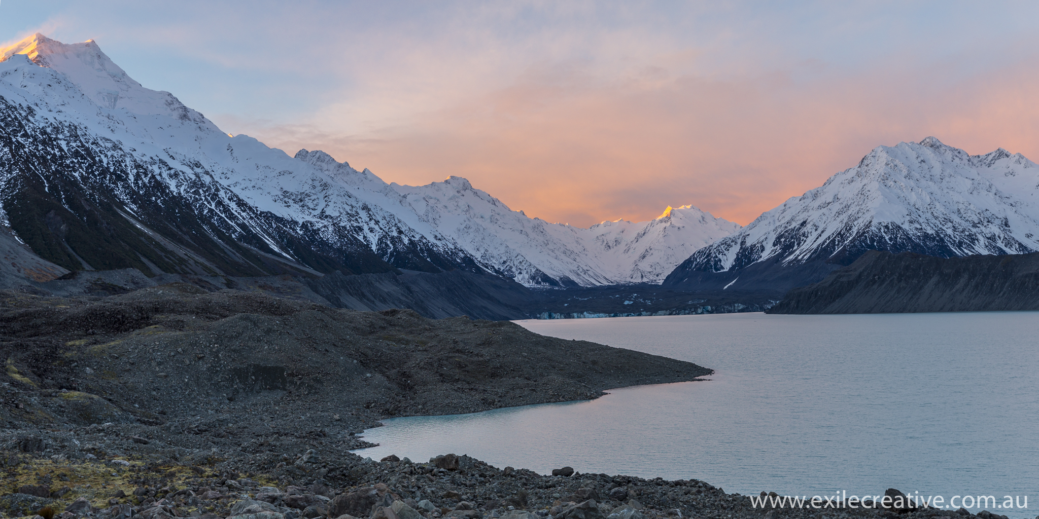 Mt Cook Aoraki National Park  Canon 5Dmiii, 16-35L III IS @ 35mm, ISO200, f/5.6, 1/60s
