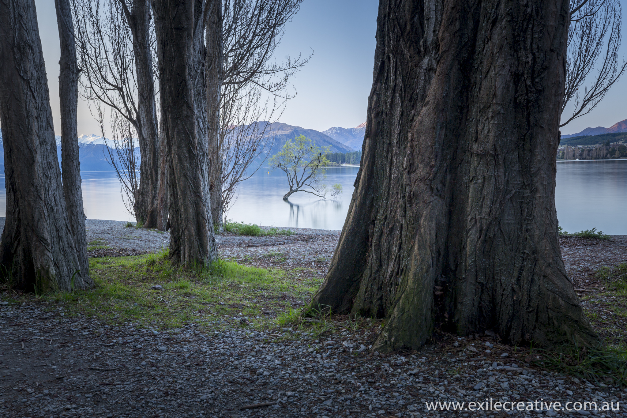 Back in Wanaka!  Canon 5Dmiii, 16-35L iii @ 32mm, ISO200, f/10, 1/15s with B+W CPL