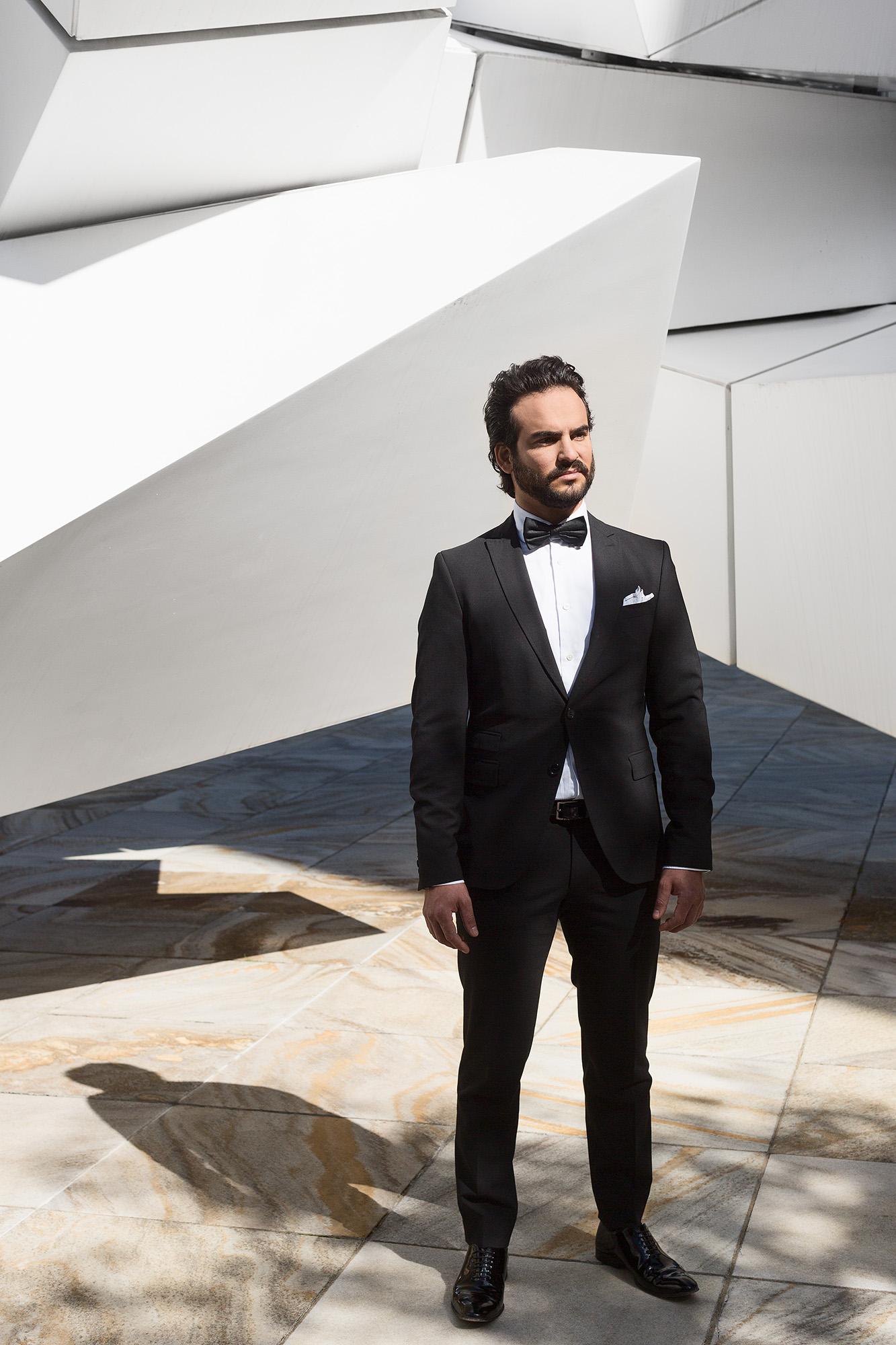 Bräutigam-Anzug-Aufmass
