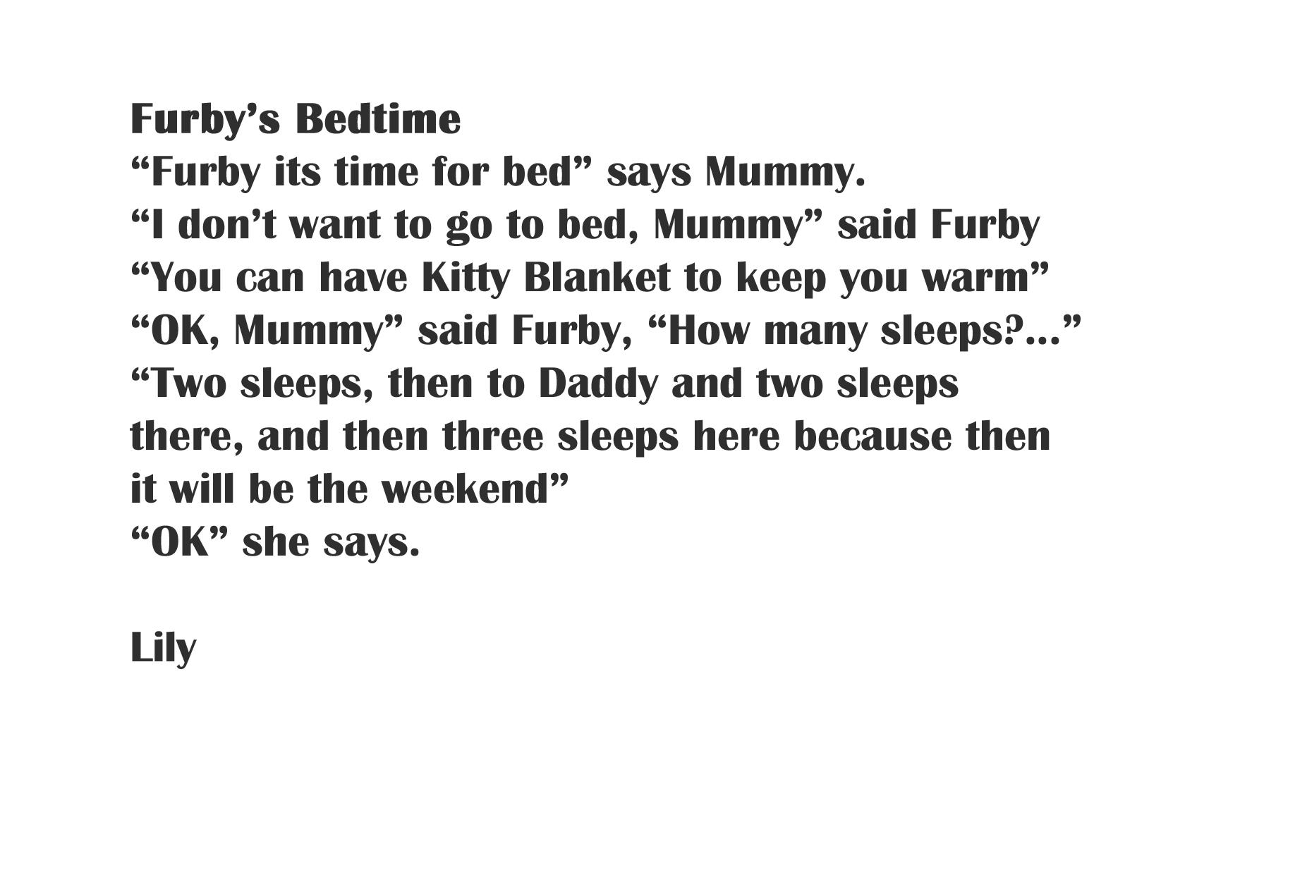 Furby's bedtime.jpg